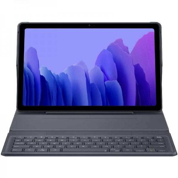 Samsung Keyboard Cover EF-DT500 für Galaxy Tab A7, Gray