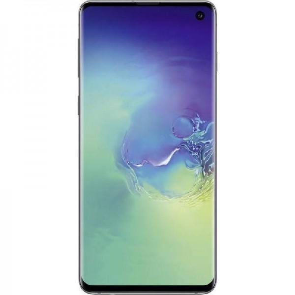 Samsung Galaxy S10 Smartphone (6.1 Zoll) 128 GB , Prism Grün