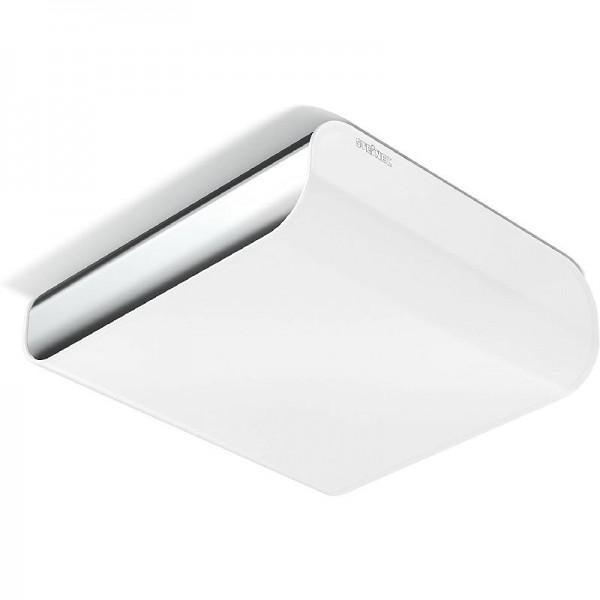 Steinel LED Deckenleuchte RS LED M2 chrom, 11 W Wandleuchte 360° Bewegungsmelder