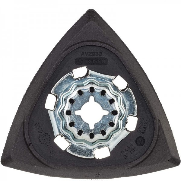 Bosch Professional Schleifplatte Starlock AVZ 93 G
