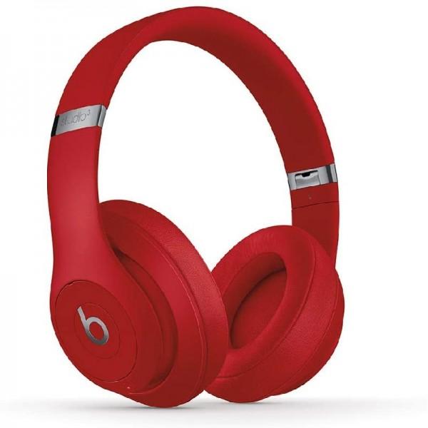 Beats Studio3 Wireless Over-Ear Kopfhörer, Rot