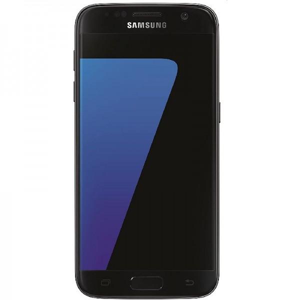 Samsung Galaxy S7 Smartphone (5,1 Zoll , 32GB interner Speicher), Black